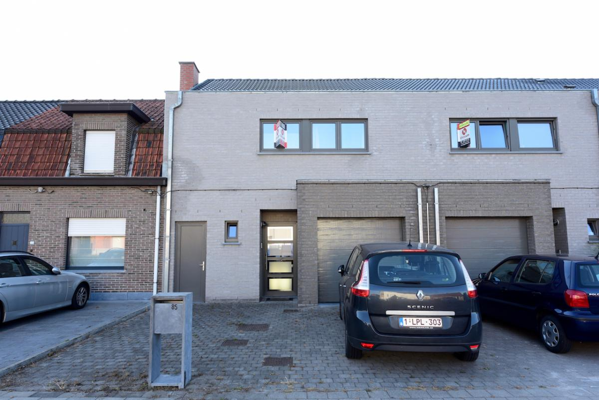 Vastgoed unicum waarschoot woning instapklare woning for Huis met tuin te huur waarschoot